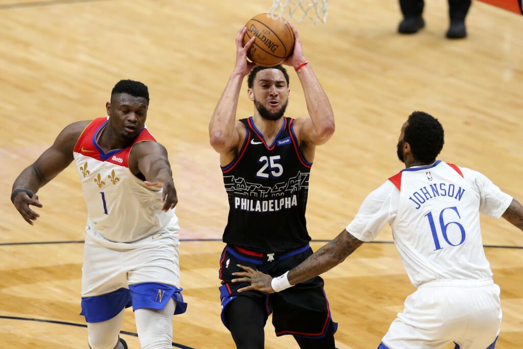 NBA trade rumors: Ben Simmons