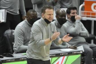 Former NBA Coach of the Year Scott Brooks joins Portland Trail Blazers staff