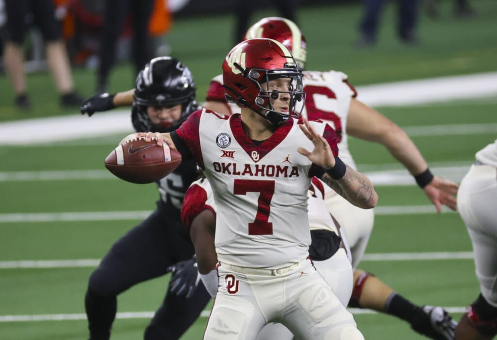 Spencer Rattler's gesture is heartwarming; NIL earnings upside hints at big changes in college football