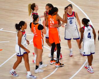 WNBA: WNBA:All Star Game