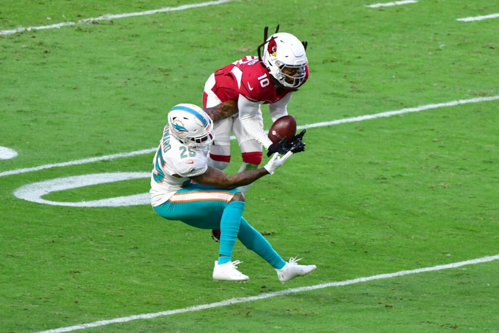 Arizona Cardinals keep up aggressive talent acquisition in Xavien Howard trade