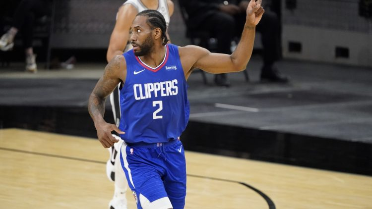 Los Angeles Clippers' Kawhi Leonard ACL injury, contract