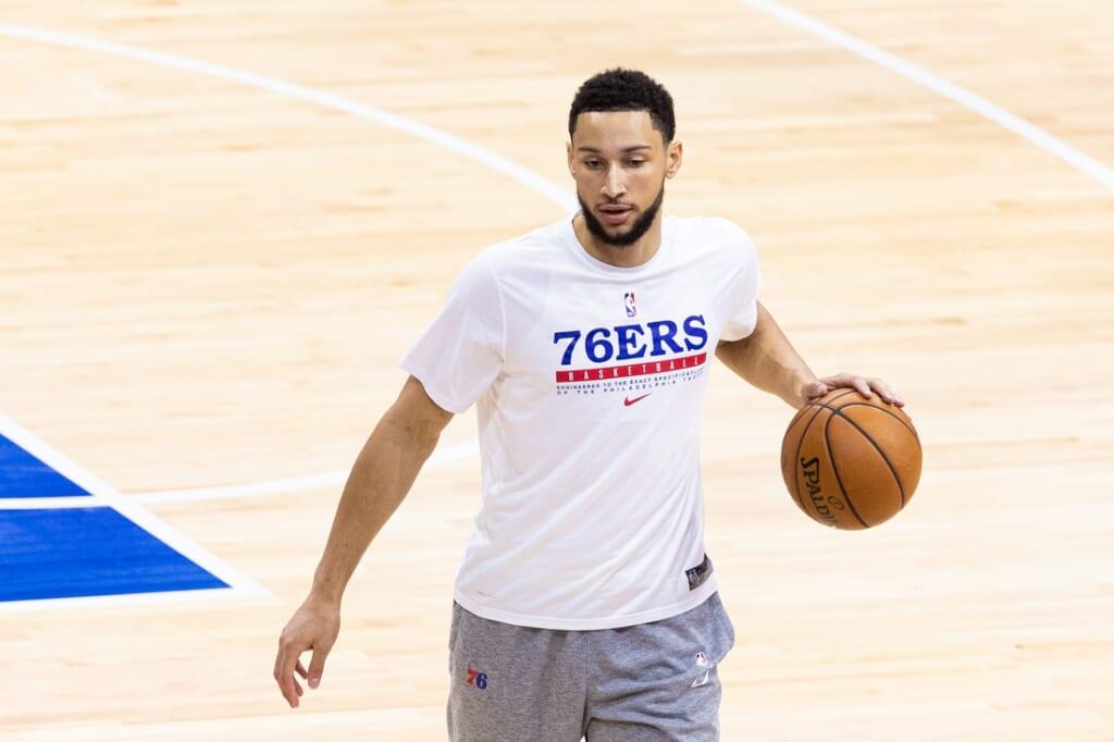 Golden State Warriors trade for Ben Simmons