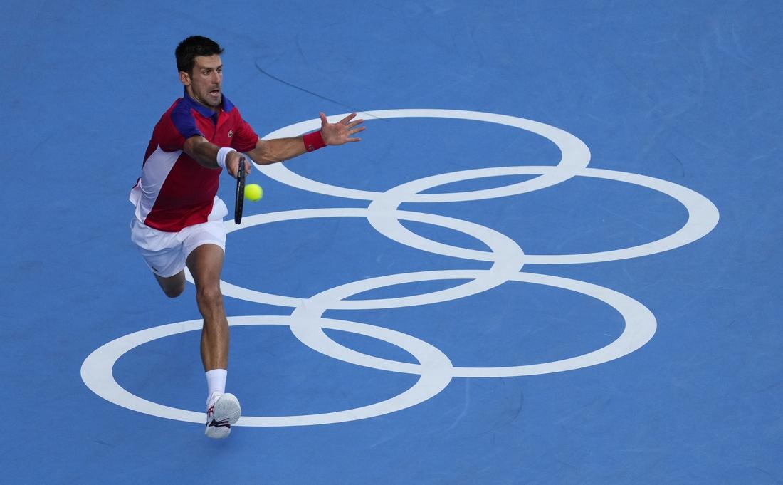 Novak Djokovic withdraws from Cincinnati ATP event