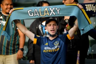 Jul 30, 2021; Carson, California, USA; Fans attend the game between the Los Angeles Galaxy and the Portland Timbers at StubHub Center. Mandatory Credit: Jayne Kamin-Oncea-USA TODAY Sports