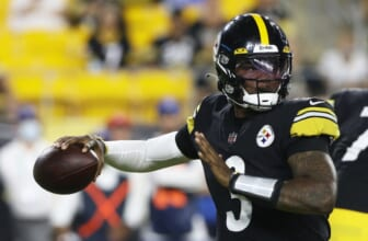 Dwayne Haskins reportedly will make Pittsburgh Steelers roster
