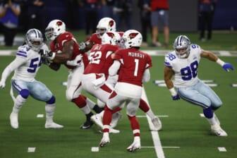 Cowboys vs Cardinals