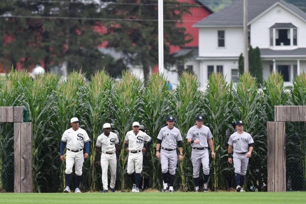 MLB ratings, Field of Dreams game