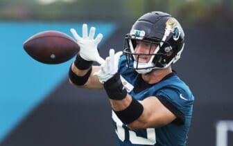 Tim Tebow, Jacksonville Jaguars