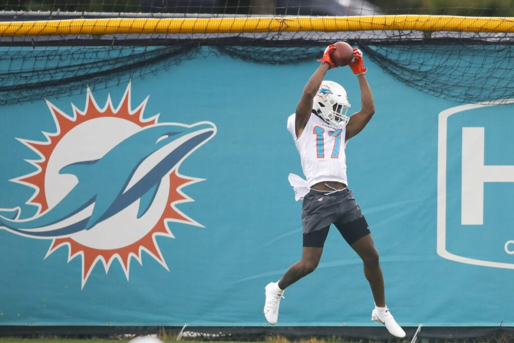 Miami Dolphins, Jaylen Waddle