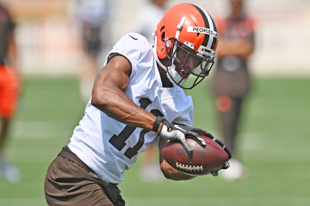 Top 5 storylines for Cleveland Browns 2021 preseason