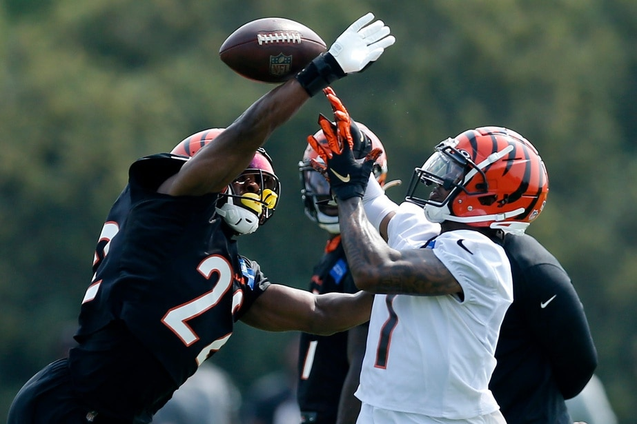 The inexperience of Joe Burrow's supporting cast also contributes to Bengals' struggles