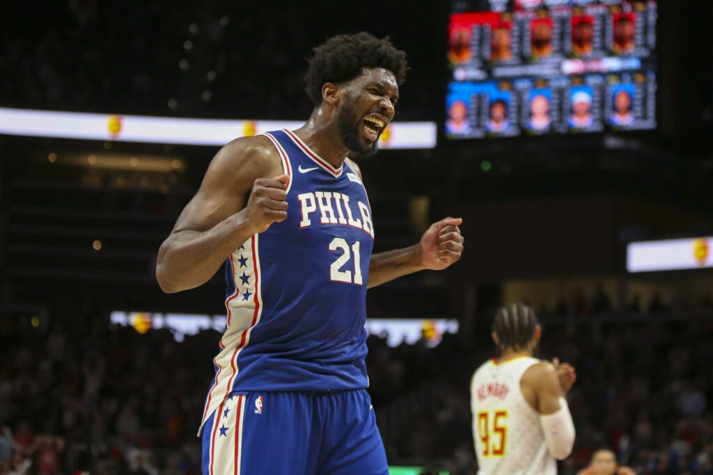 Joel Embiid and Philadelphia 76ers agree to supermax contract extension