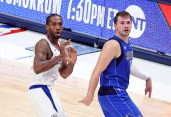 Clippers-Kawhi-Leonard-against-Dallas-Mavericks