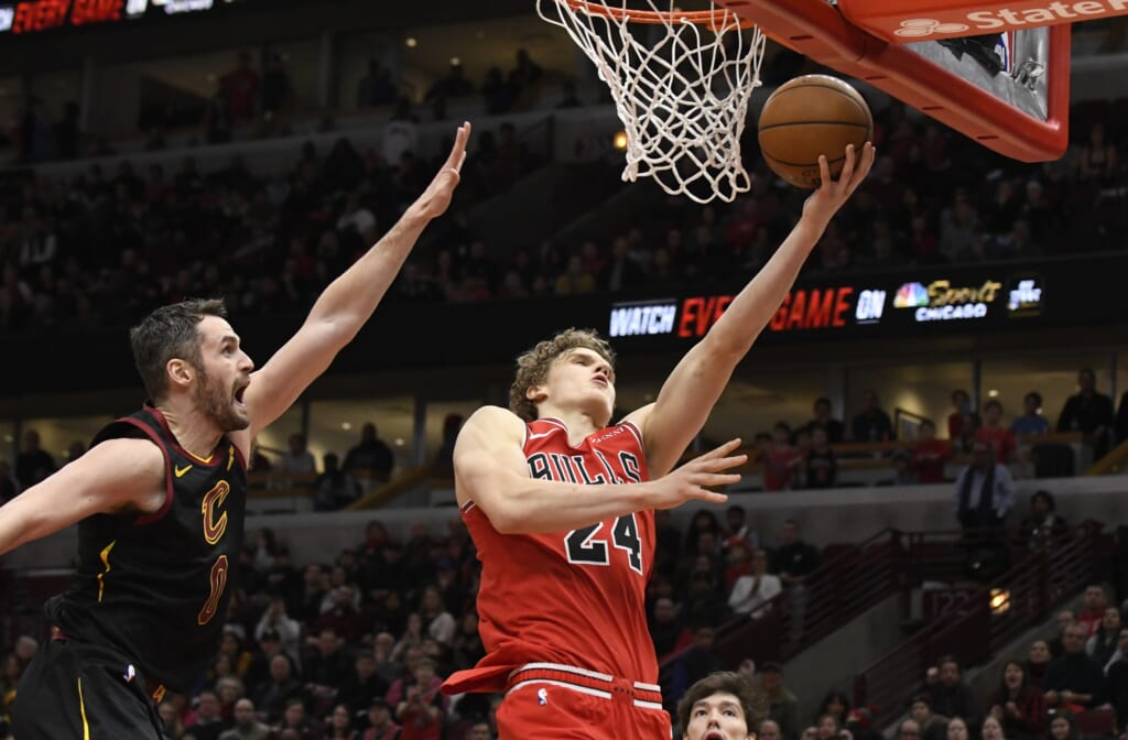 Kevin Love trade more likely as Cleveland Cavaliers land Lauri Markkanen