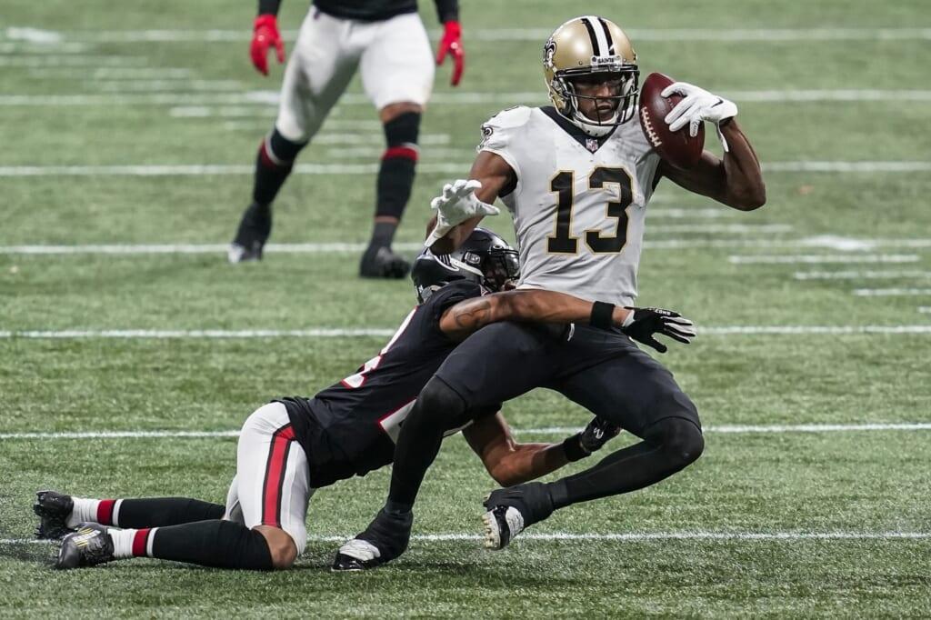 NFL injury report, Michael Thomas