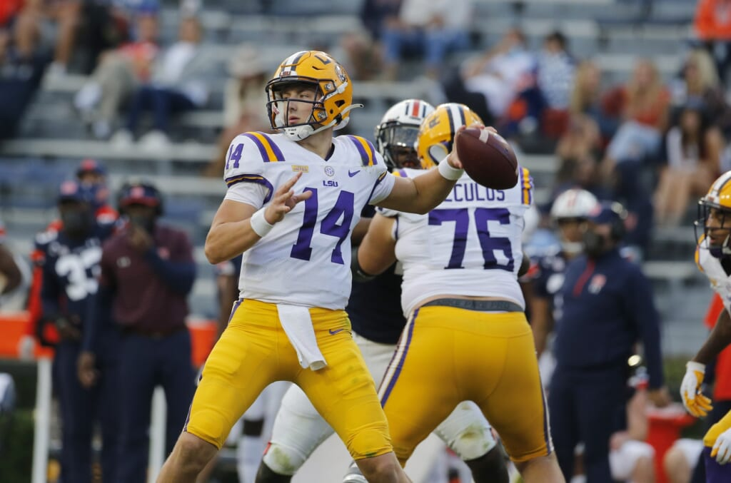 LSU football schedule predictions, roster outlook