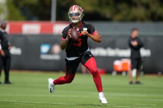 San-Francisco-49ers-Trey-Lance-training-camp