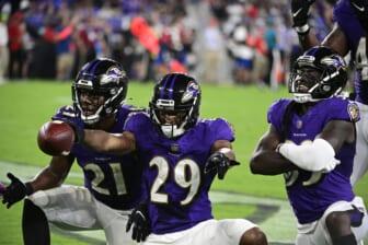 New England Patriots finalizing Shaun Wade trade with Baltimore Ravens