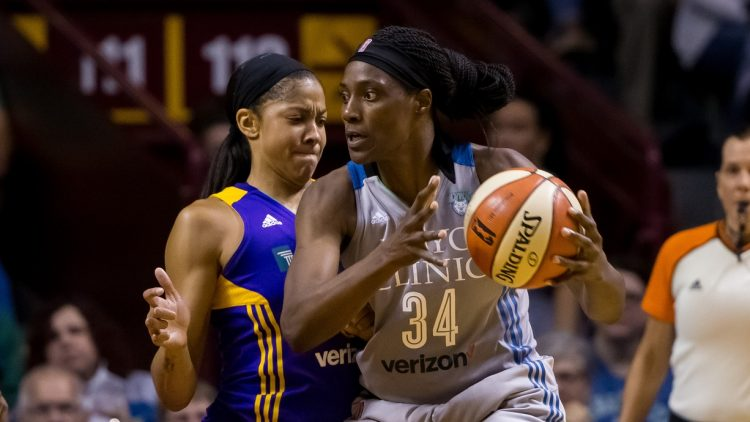 WATCH: Sylvia Fowles leads Minnesota Lynx to victory over Seattle Storm