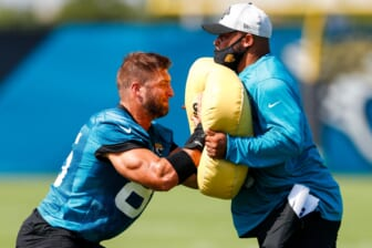 NFL world reacts to Tim Tebow getting cut by Jacksonville Jaguars
