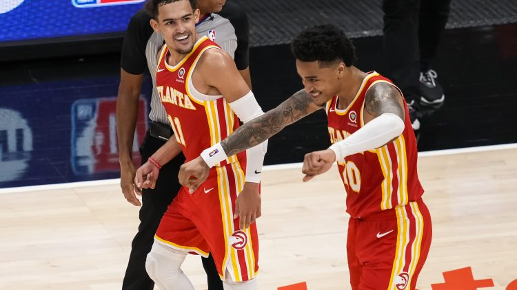 trae young contract extension