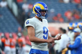 Bears vs Rams, Matthew Stafford