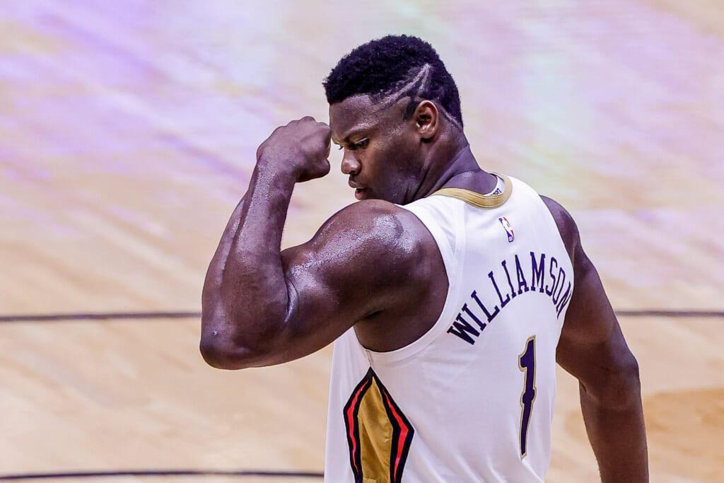 Zion Williamson injury update