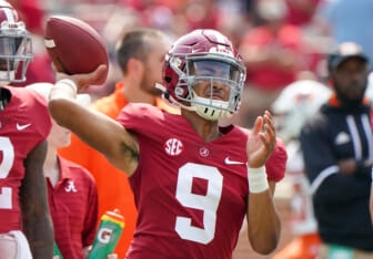 Heisman Watch 2021: Bryce Young the man to beat, Matt Corral hype explodes