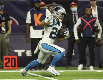 NFL injury report, Christian McCaffrey