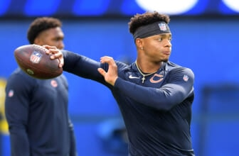 NFL waiver wire: Justin Fields