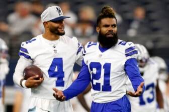 NFL: Houston Texans at Dallas Cowboys