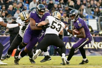 Baltimore Ravens left tackle Ronnie Stanley out for at least Week 2