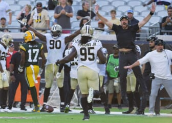 NFL defense rankings, New Orleans Saints