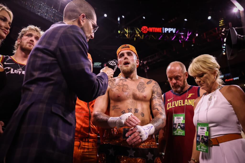 jake paul's next fight