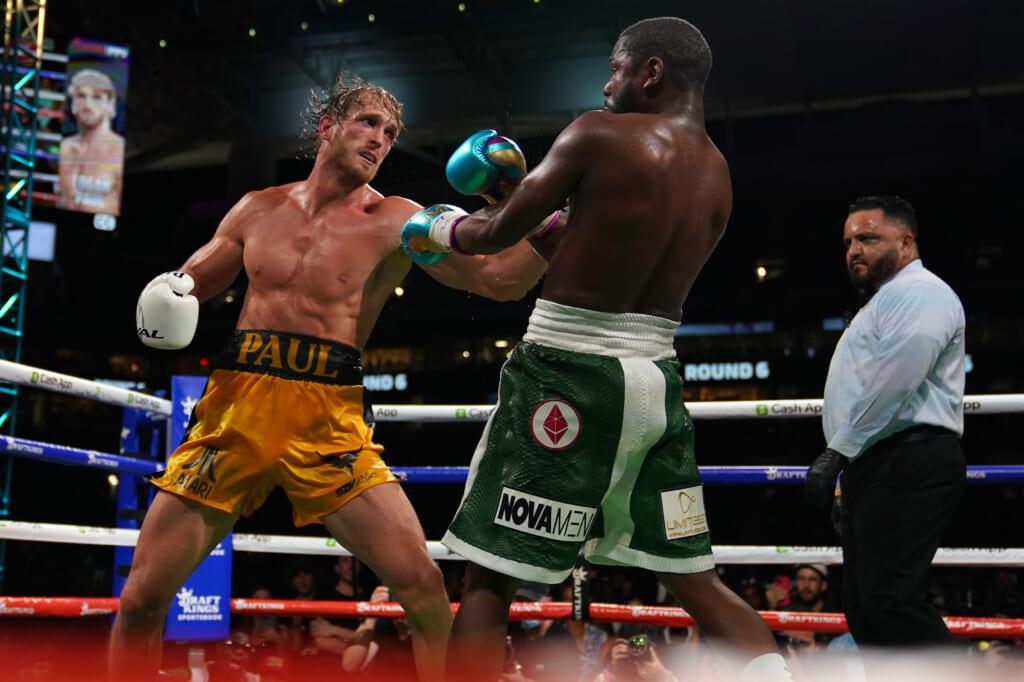 logan paul's next fight