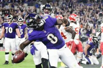NFL TV ratings, Sunday Night Football