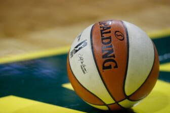 WNBA: Finals-Washington Mystics at Seattle Storm