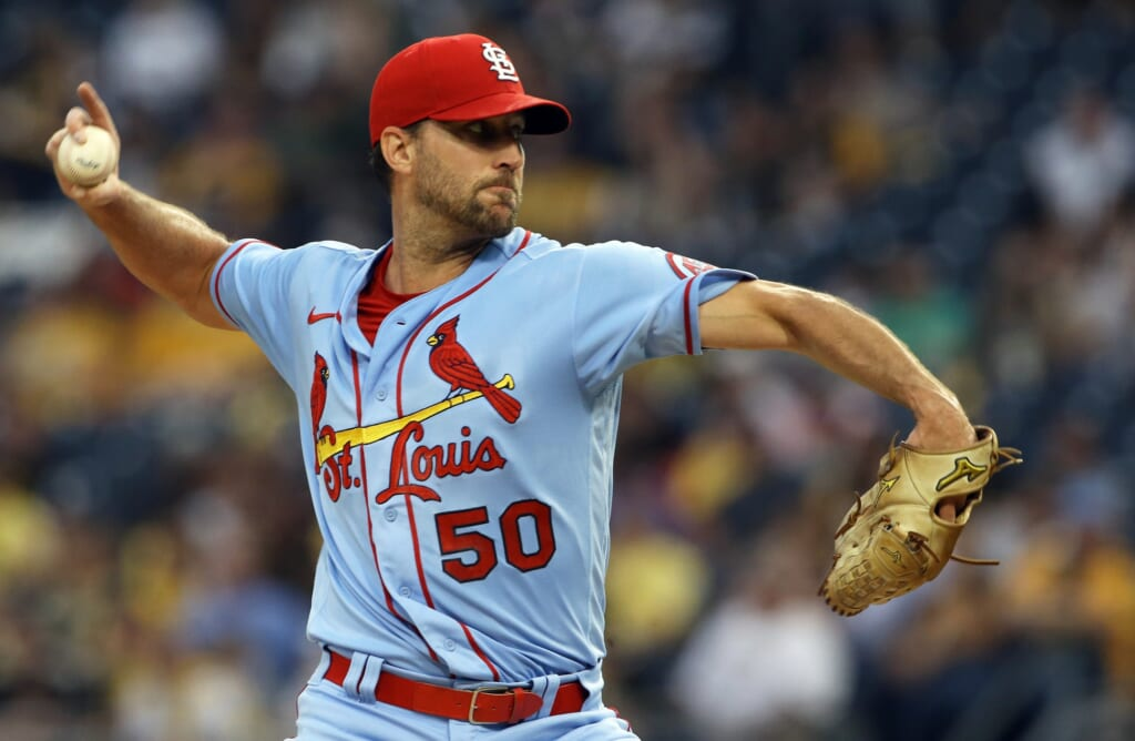 St. Louis Cardinals have a respectable and capable starting rotation