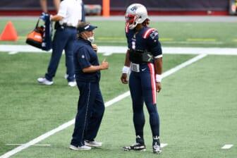 Bill Belichick insists Cam Newton's lack of vaccination wasn't why New England Patriots cut QB