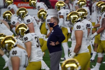 Notre Dame leads Twitter poll of college football's most overrated teams