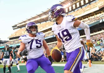 Brian O'Neill contract extension continues unconventional trend for Minnesota Vikings