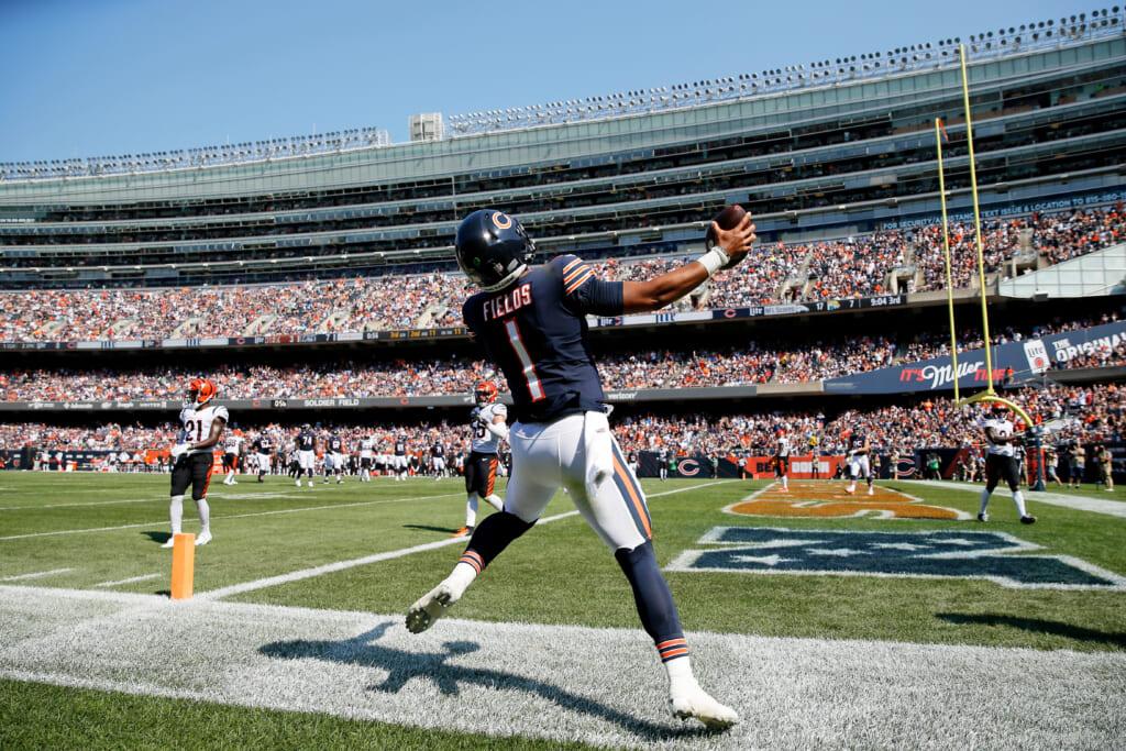 Raiders vs Bears preview