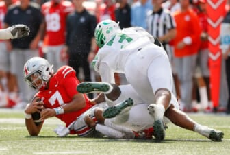College Football Top 25 Rankings: No. 1 Alabama holds strong, Ohio State crashes in Week 2