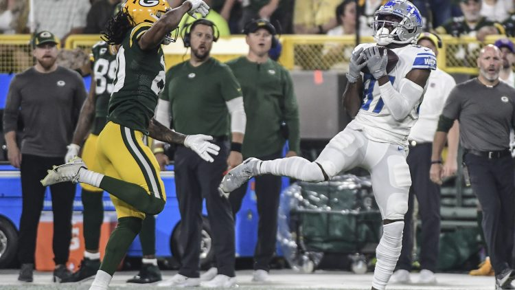 green bay packers kevin king against detroit lions