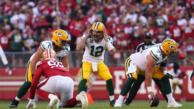 green bay packers offensive line vs san francisco 49ers