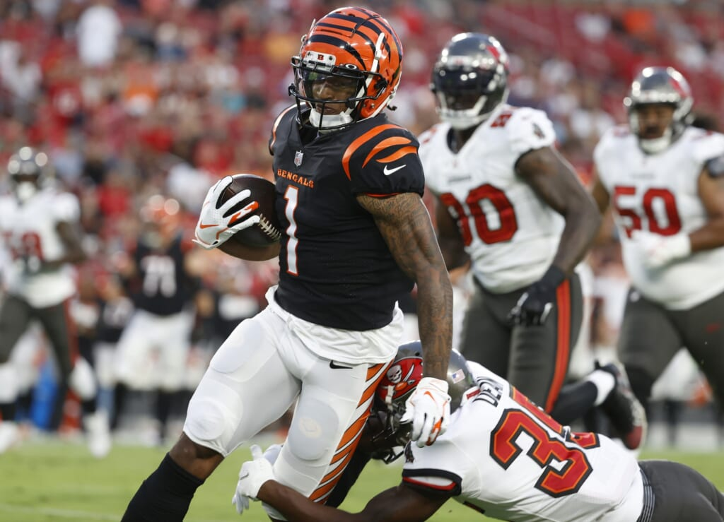 Did the Cincinnati Bengals blow it by drafting Ja'Marr Chase?