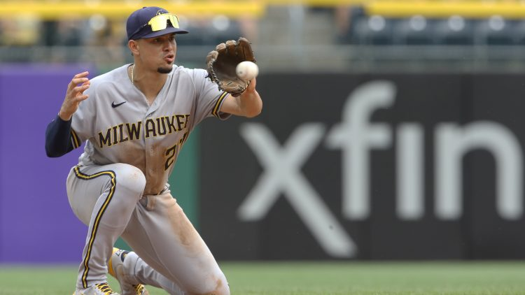 milwaukee brewers, willy adames