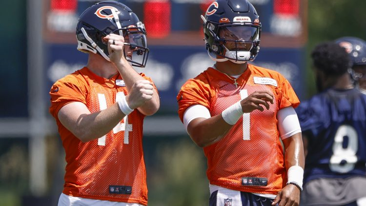 nfl bold predictions: justin fields, chicago bears