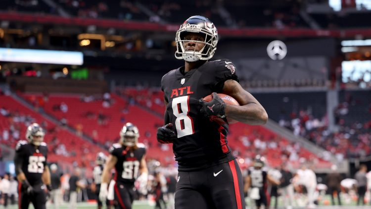 nfl rookie of the year: kyle pitts, atlanta falcons